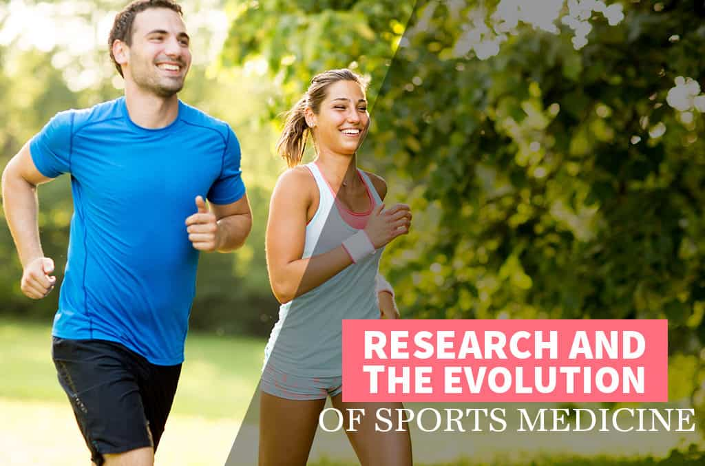Research and Evolution Sports Med
